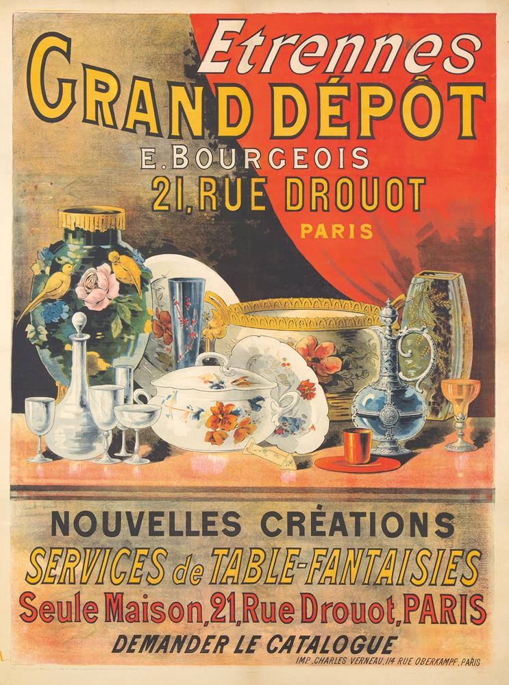 Grand Dépôt. ca. 1905