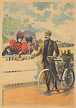 Singer Cycle. ca. 1894