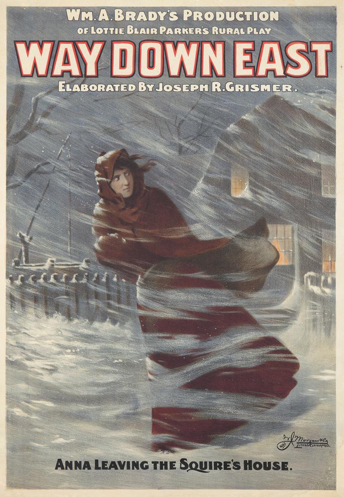 Way Down East. ca. 1898
