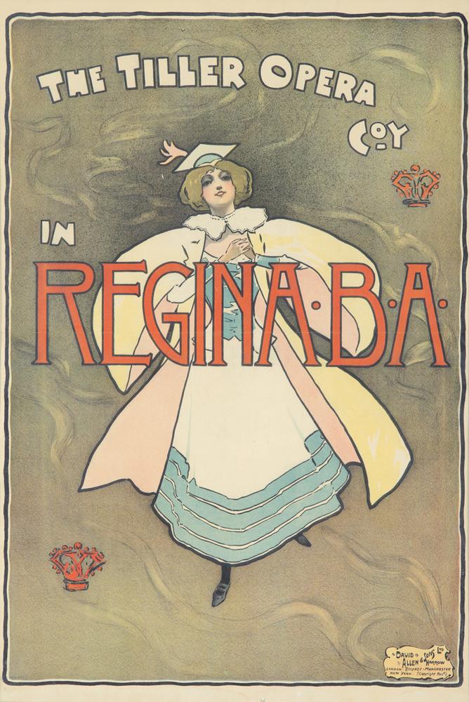 Regina B. A.  1897