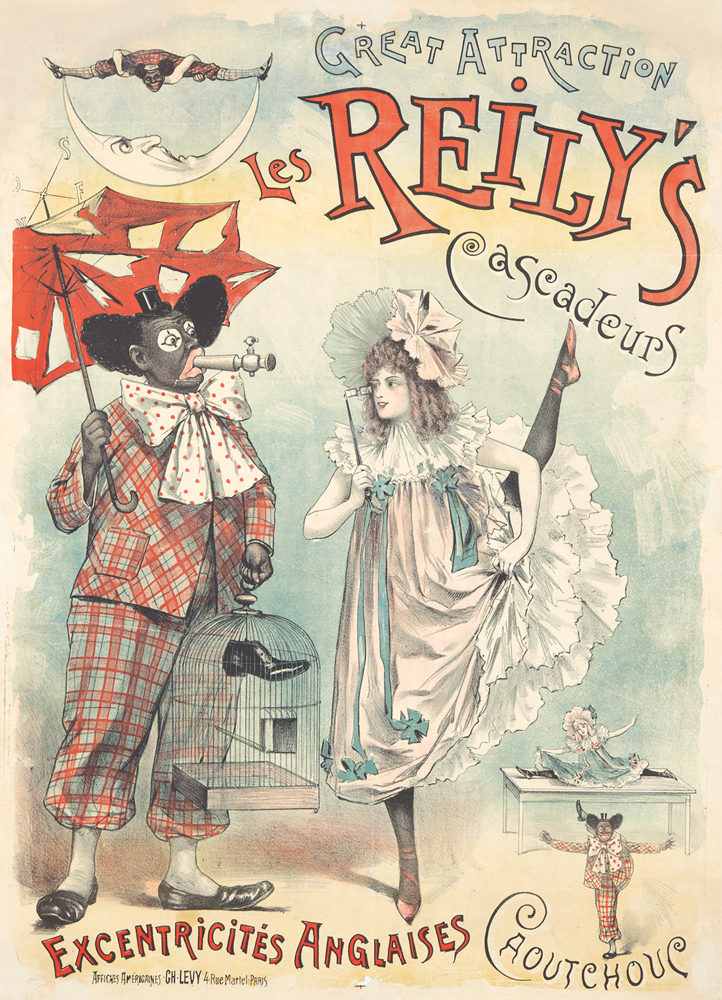 Les Reily's. ca. 1895