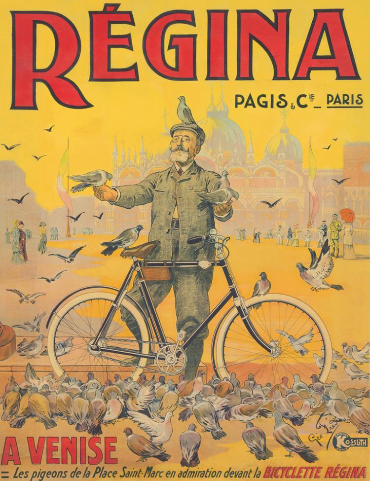 Régina. ca. 1900