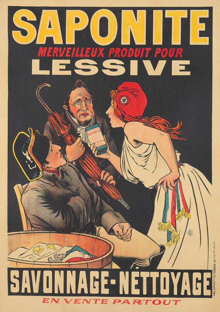 Saponite. ca. 1894
