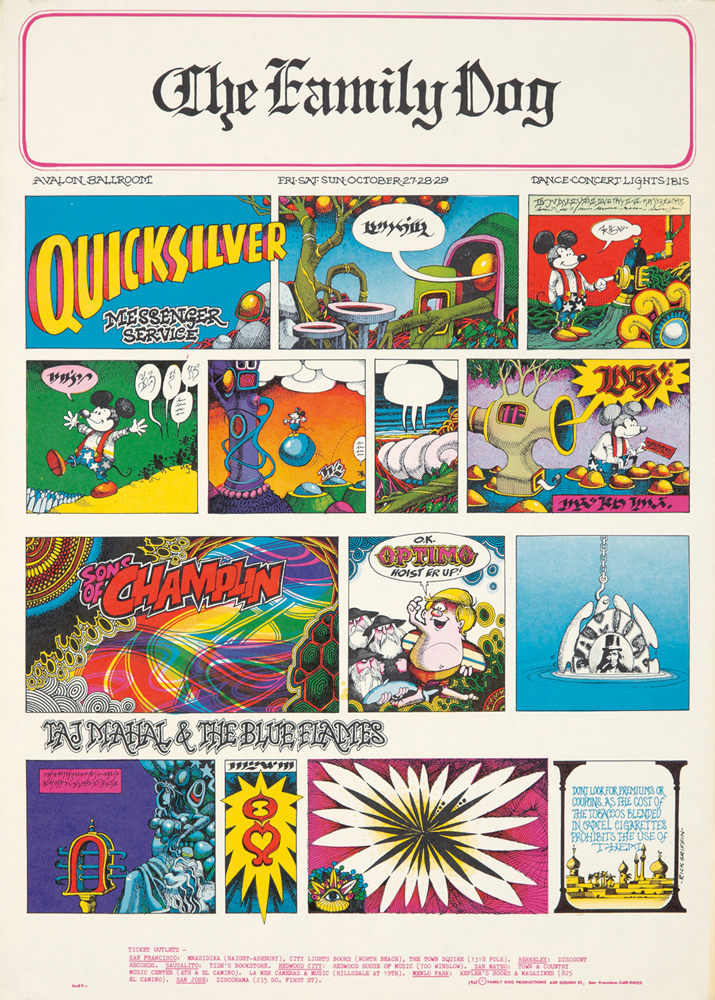 Quicksilver Messenger Service. 1967
