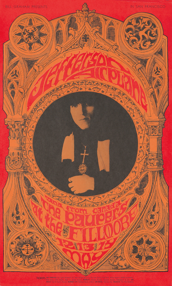 Jefferson Airplane / The Paupers. 1967