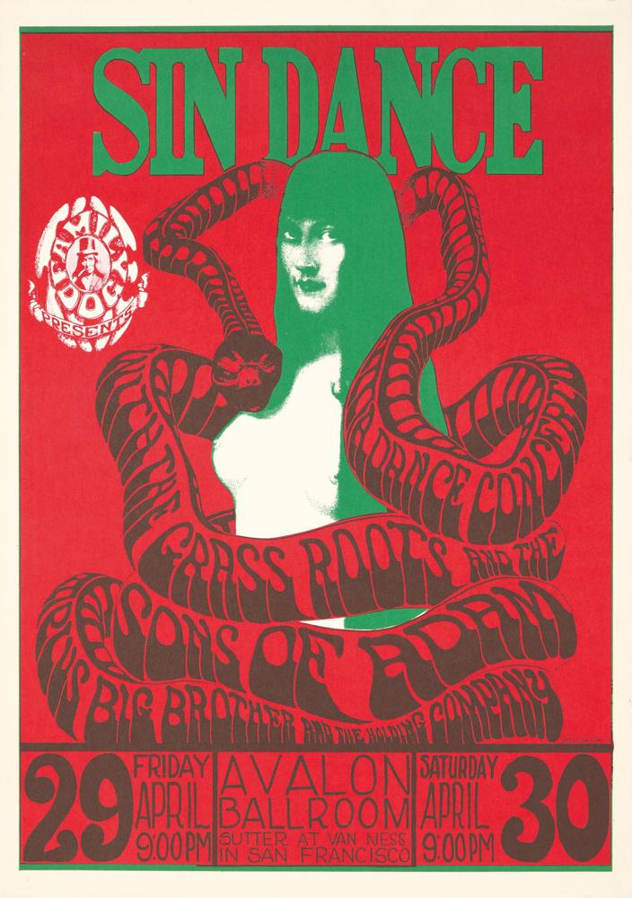 Sin Dance. 1966