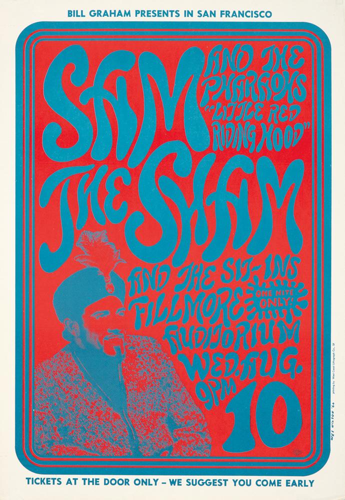 Sam the Sham & The Pharoahs. 1966
