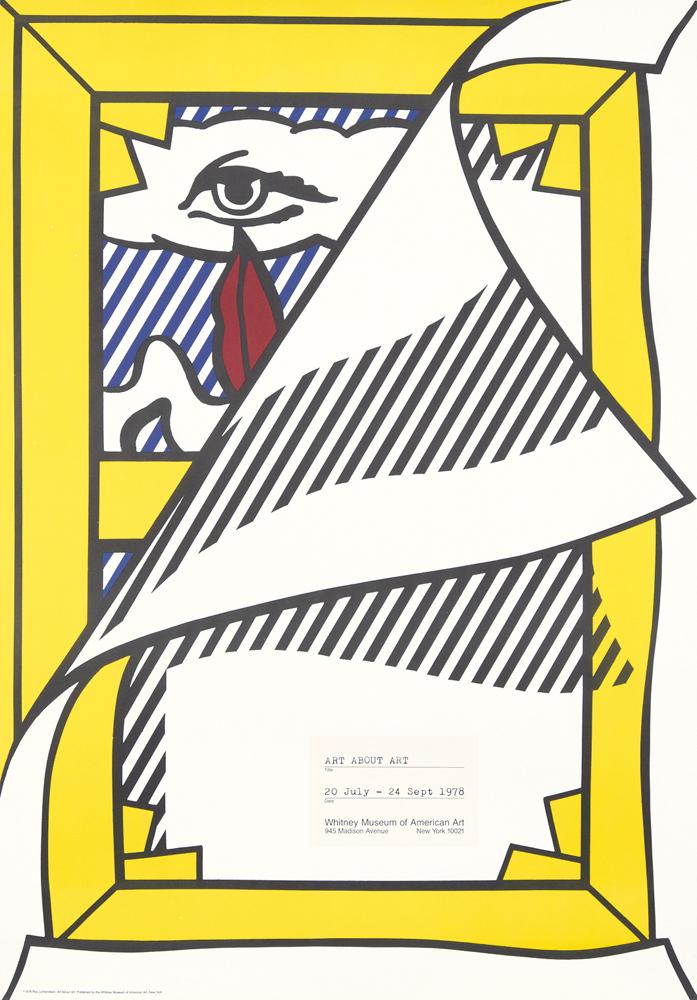 Art About Art. 1978