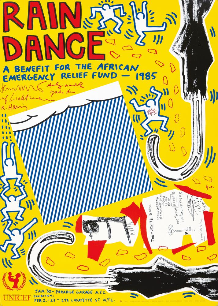 Rain Dance. 1985