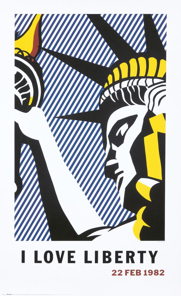 I Love Liberty. 1982