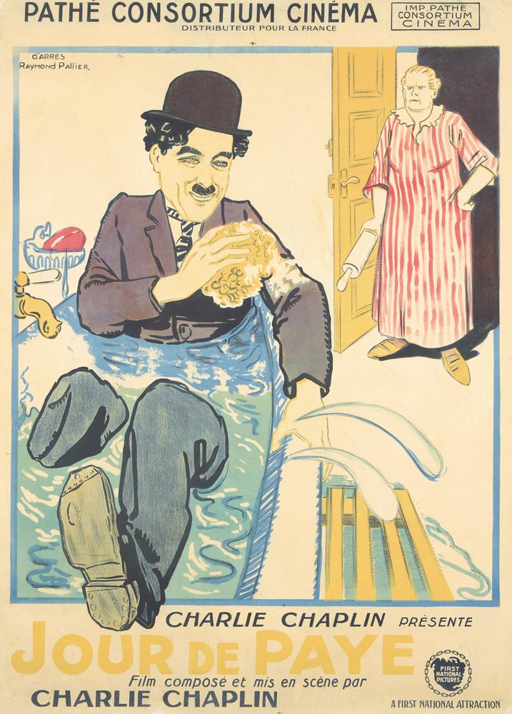 Jour de Paye. 1922
