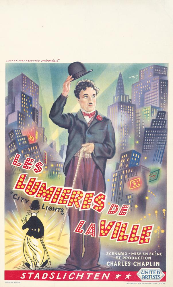 Les Lumieres de la Ville. 1930