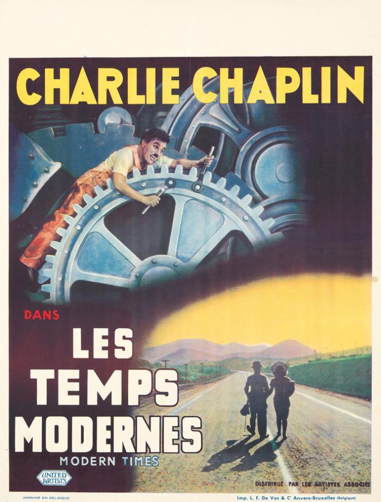 Les Temps Modernes. 1936