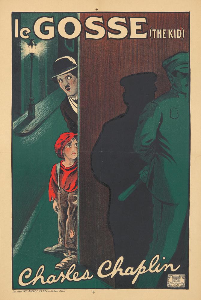 Le Gosse. 1921