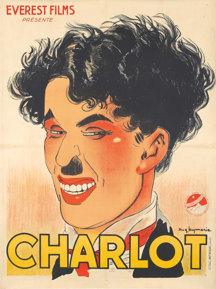 Charlot. 1918