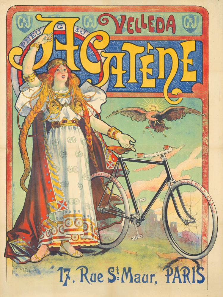 Acatène Velleda. 1898