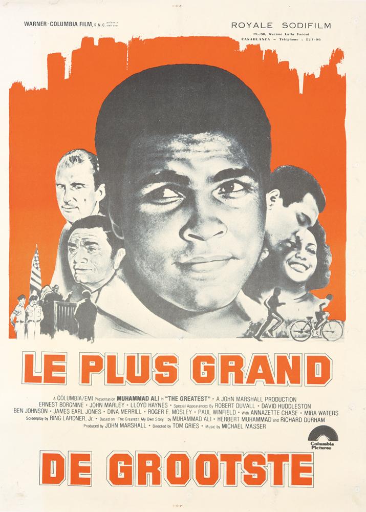 Le Plus Grand. 1977