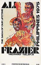 Ali vs. Frazier / Philippines. 1975