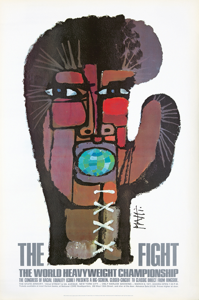 The Fight. 1971