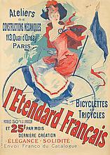 L'Etendard Français. 1891