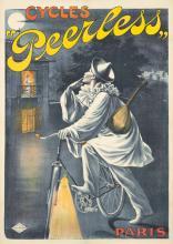 Peerless Cycles. ca. 1898
