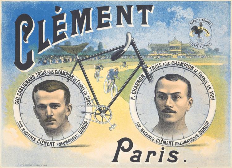 Clément. ca. 1893