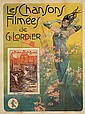 Les Chansons Filmées de G. Lordier., Georges Dola, Click for value