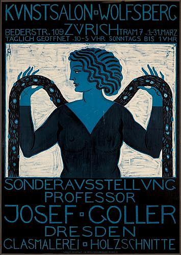 Sonderausstellung Josej Goller/Kunstsalon Wolfsberg.
