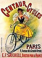 Centaur Cycles., Charles Tichon, Click for value