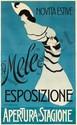 Mele / Apertura di Stagione. ca. 1900, Enrico Sacchetti, Click for value