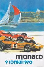 Monaco / 9-10 mai 1970.