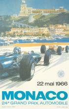 Monaco Grand Prix 1966.