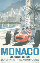 Monaco Grand Prix 1965.