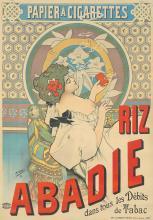 Riz Abadie. 1898.