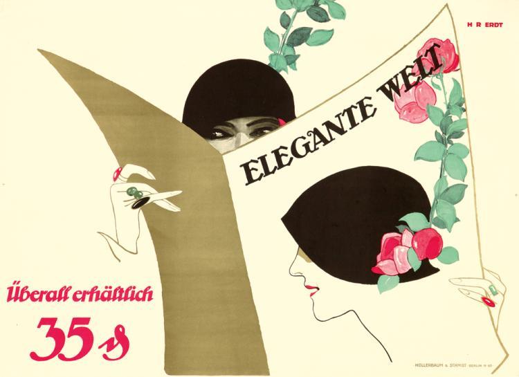 Elegante Welt. 1913