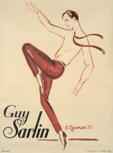 Guy Sarlin. 1925.