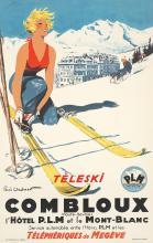 Combloux. ca. 1935.