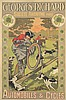 Georges Richard / Automobiles & Cycles.  ca. 1895, Henri (1858) Boulanger, Click for value