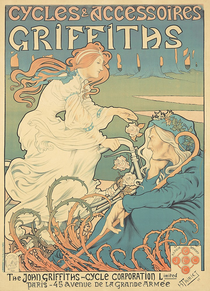 Cycles & Accessoires Griffiths. 1898