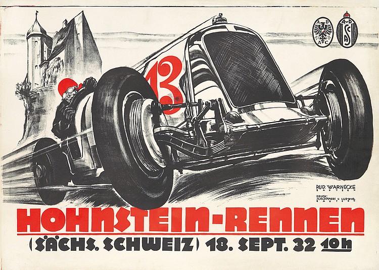 Hohnstein-Rennen. 1932