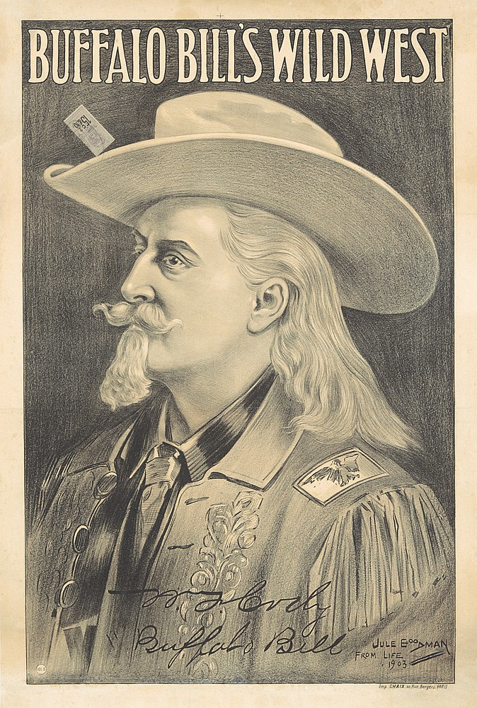 Buffalo Bill's Wild West. 1903