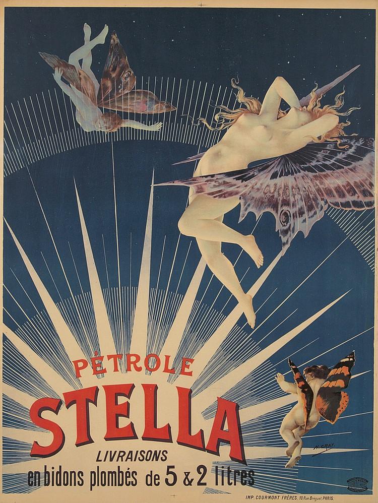 Pétrole Stella. 1897