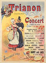 Trianon Concert. ca. 1895