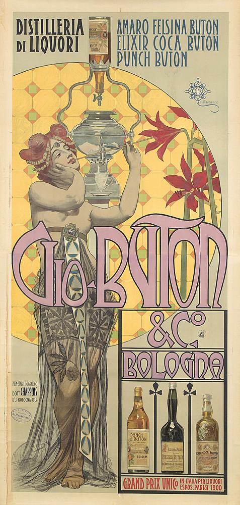 Gio Buton. 1900