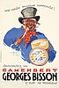 Camembert / Georges Bisson. 1937, Henry Le Monnier, Click for value