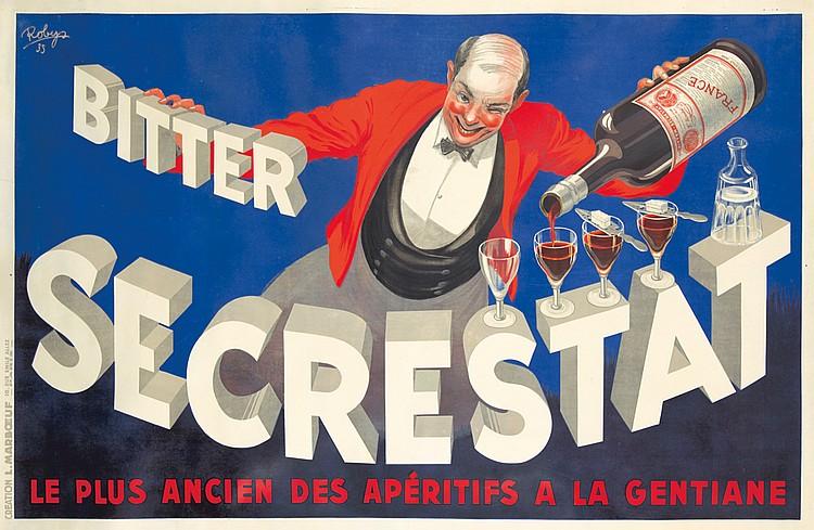 Bitter Secrestat. 1935