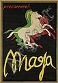 POSTER:  SEPO (SEVERO POZZATI, 1895, 1983) - Maga., Severo Pozzati, Click for value