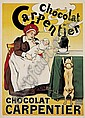 Chocolat Carpentier. 1895., Henri Gerbault, Click for value