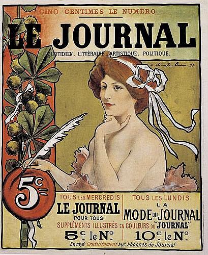 Le Journal. 1897.