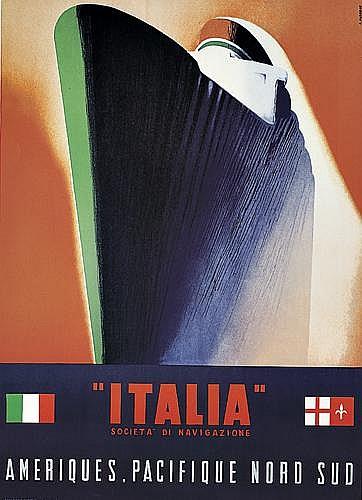 GIOVANNI PATRONE (1904-1963)Italia.